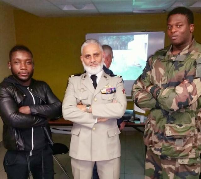 Galette Nour et 2 gars